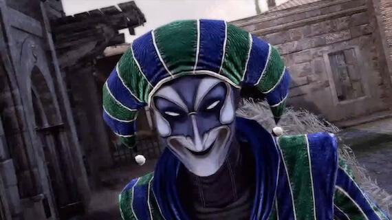 Assassins' Creed Brotherhood Multiplayer Trailer Harlequin and Officer