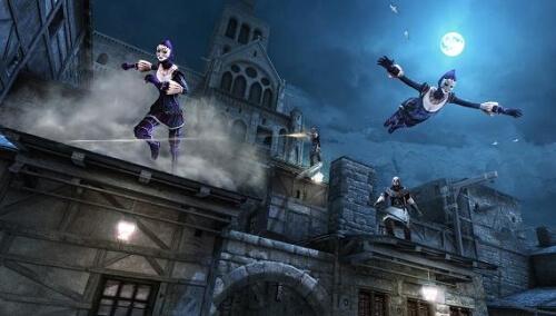 Assassins Creed Brotherhood Multiplayer