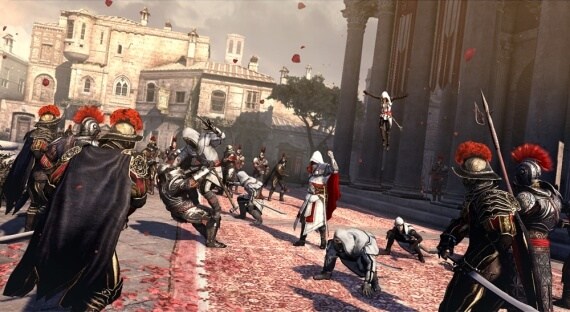 Graphics Of The Year? - Page 2 Assassins-Creed-Brotherhood-Squad