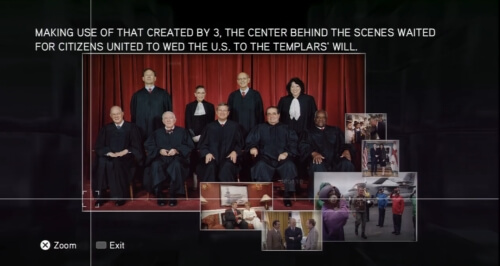 Assassins Creed Brotherhood Writer Supreme Court