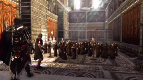 Assassins Creed Brotherhood Writer Youth
