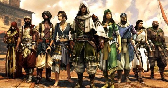 5  Most Underused 'Assassin's Creed' Characters'