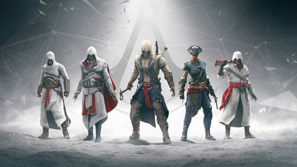 """'Assassin's Creed' Almost Featured a """"Huge"""" Drop-in Co-op Mode"""