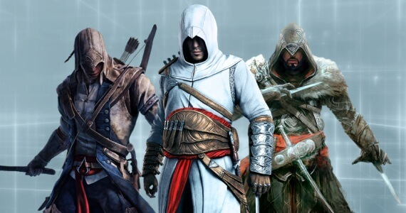 'Assassin's Creed' Creator Says First Game Is The 'Purest'