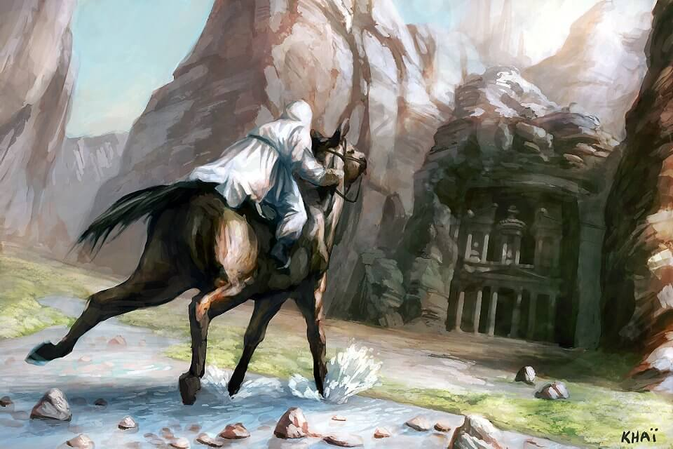 'Assassin's Creed' Concept Art Showcases Series' Early Roots