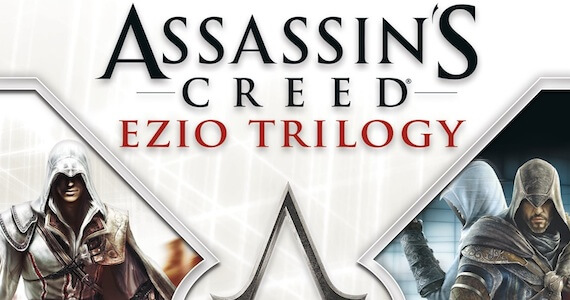 Ubisoft Announces 'Assassin's Creed: Ezio Trilogy' Exclusively for PS3