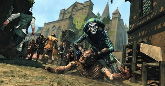 Assassins Creed Online MMO
