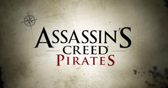 Ubisoft Unveils 'Assassin's Creed Pirates' for Mobile & 'AC Liberation HD'