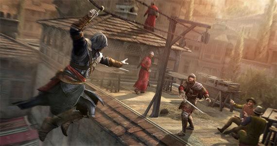 Assassin's Creed Revelations Assassin's Dens Revealed
