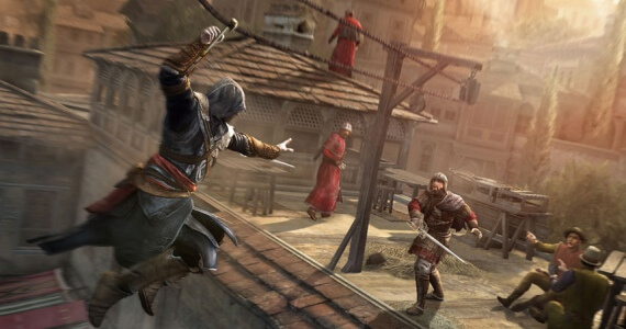 Assassins Creed Revelations Hookblade