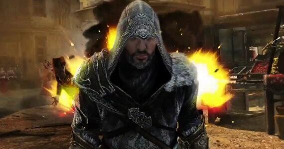 'Assassin's Creed Revelations' Achievement & Trophy List; 3D on PS3