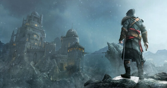 Assassins Creed Revelations Masyaf