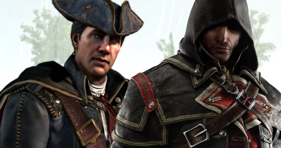 'Assassin's Creed Rogue' To Finish The Final Chapter of 'The Kenway Saga'