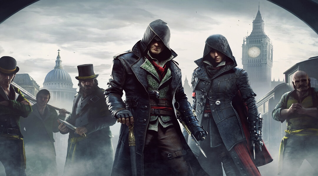 Assassin's Creed Syndicate Now Supports PS4 Pro 4K