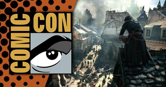 Assassins Creed Unity Comic Con Panel