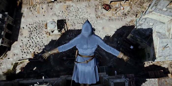 Assassins Creed Unity Trailer Twitch Launch