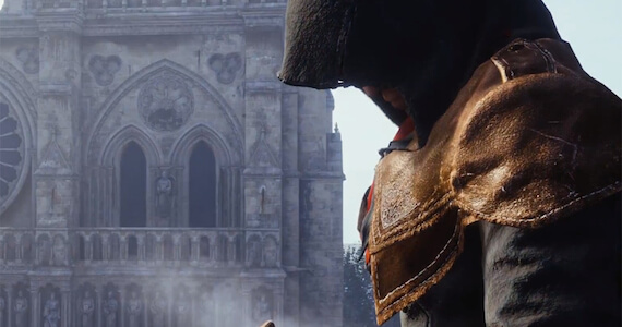 Leaked 'Assassin's Creed: Unity' Image Shows New Protagonist in Paris