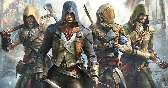 Assassin's Creed team bro