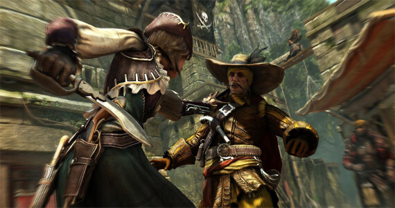 Assassin's Creed 4 MP