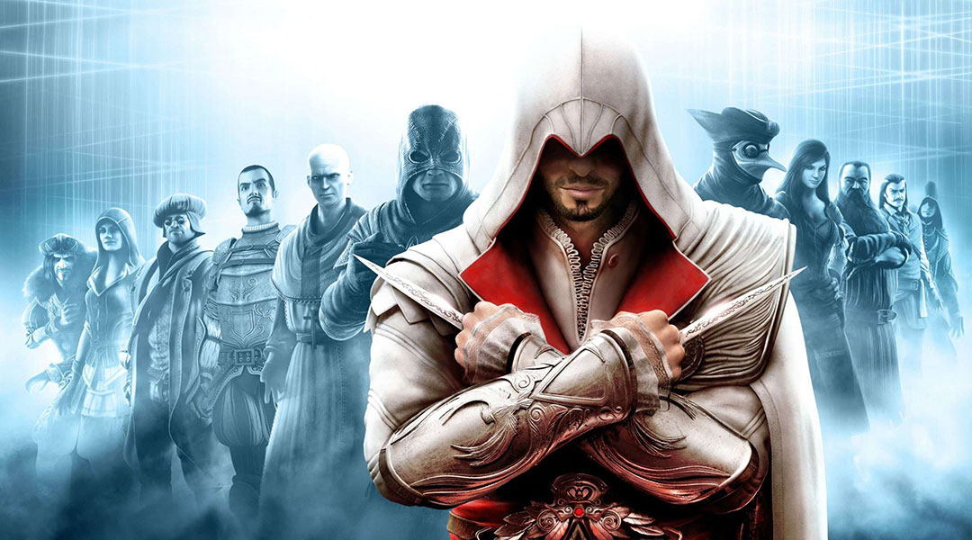 Assassin's Creed The Ezio Collection Arriving This Year