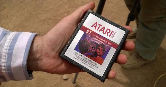 E.T. Copies Found in New Mexico