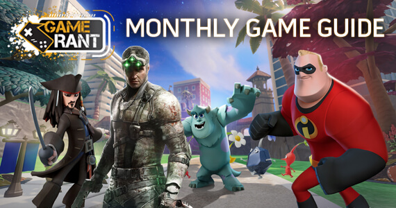 August 2013 Monthly Game Guide