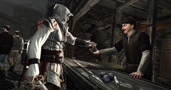 Author Comments Assassins Creed Lawsuit