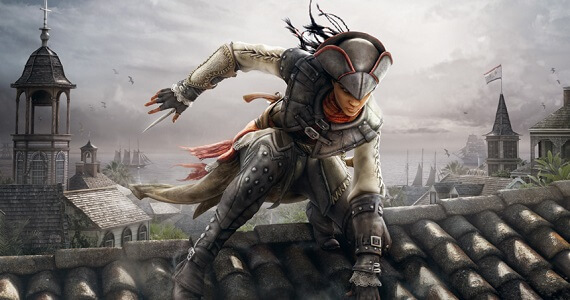 'Assassin's Creed 4' to Feature Aveline as PS3/PS4-Exclusive Playable Character