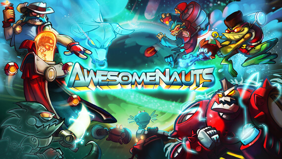 'Awesomenauts' Review