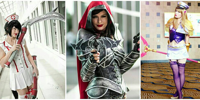 Behind the Cosplay: Azellius' 'League of Legends' Tempest Jana