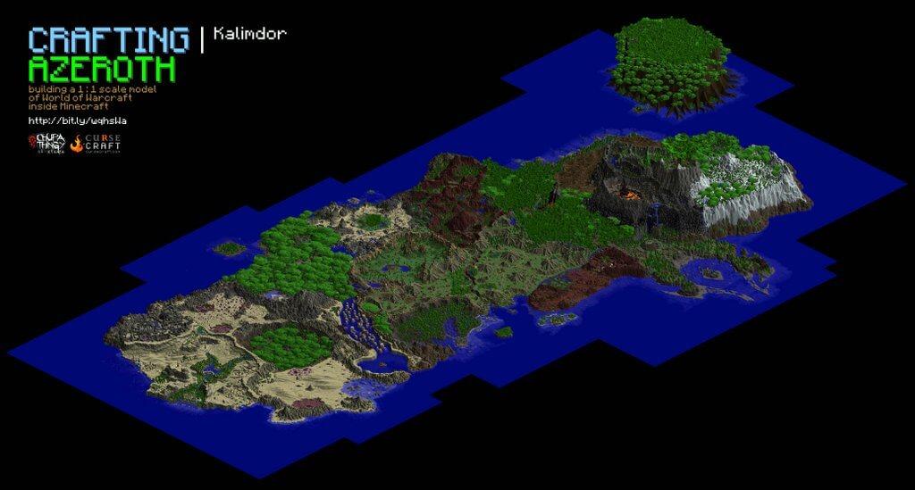 'Minecraft' Mods Offer New Ways To Explore Familiar Worlds