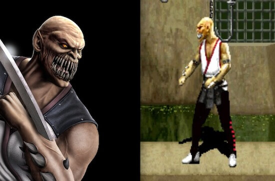 Baraka in Mortal Kombat