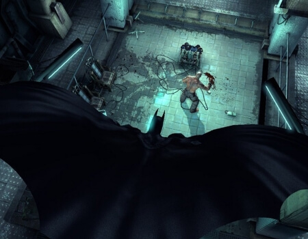 Batman Arkham Asylum Best Stealth Games