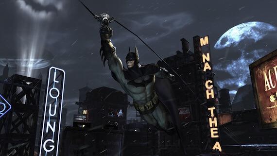 Batman Arkham Asylum Too Linear