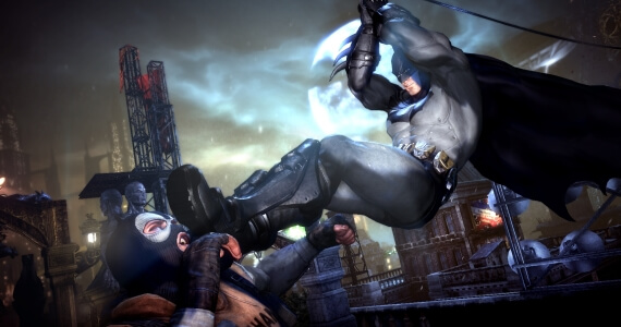 'Batman: Arkham City' Screenshots Show The Madness of Mr. Freeze