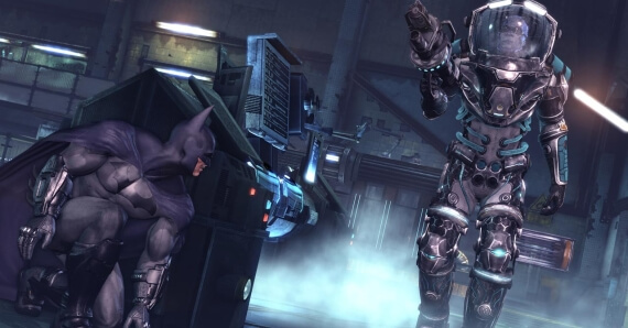 'Batman: Arkham City' New Electric & Ice Gadgets Details