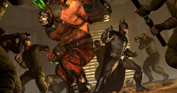 'Batman: Arkham City' PC Version Delayed Until November