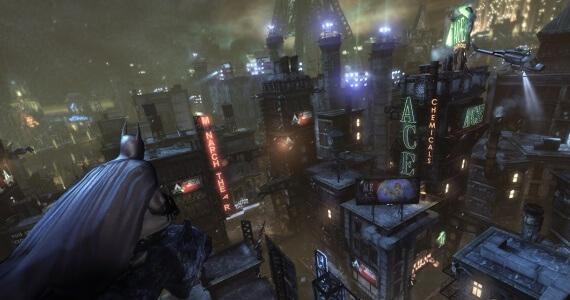 Batman Arkham City Sequel