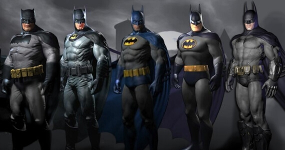 'Batman: Arkham City' Skins Will Be Available in Campaign