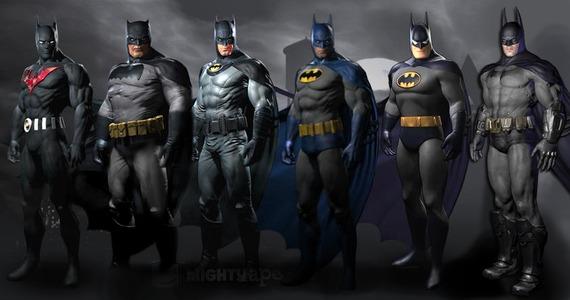 Dress To Impress In The 'Batman: Arkham City' Skins Pack Trailer