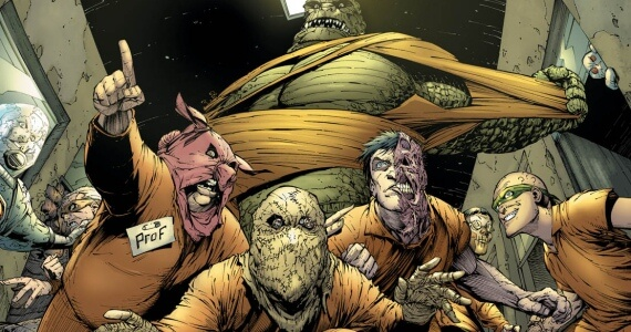 Top 7 Villains We Want To See in 'Batman: Arkham City'