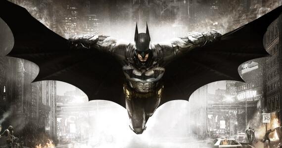 Batman Arkham Knight Details