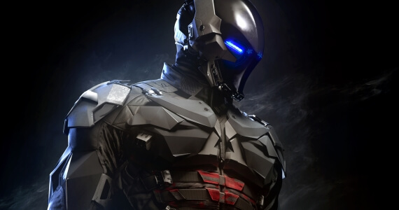 'Arkham Knight' Revealed in New 'Batman' Images