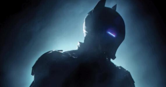 Batman Arkham Knight Villain Shadow