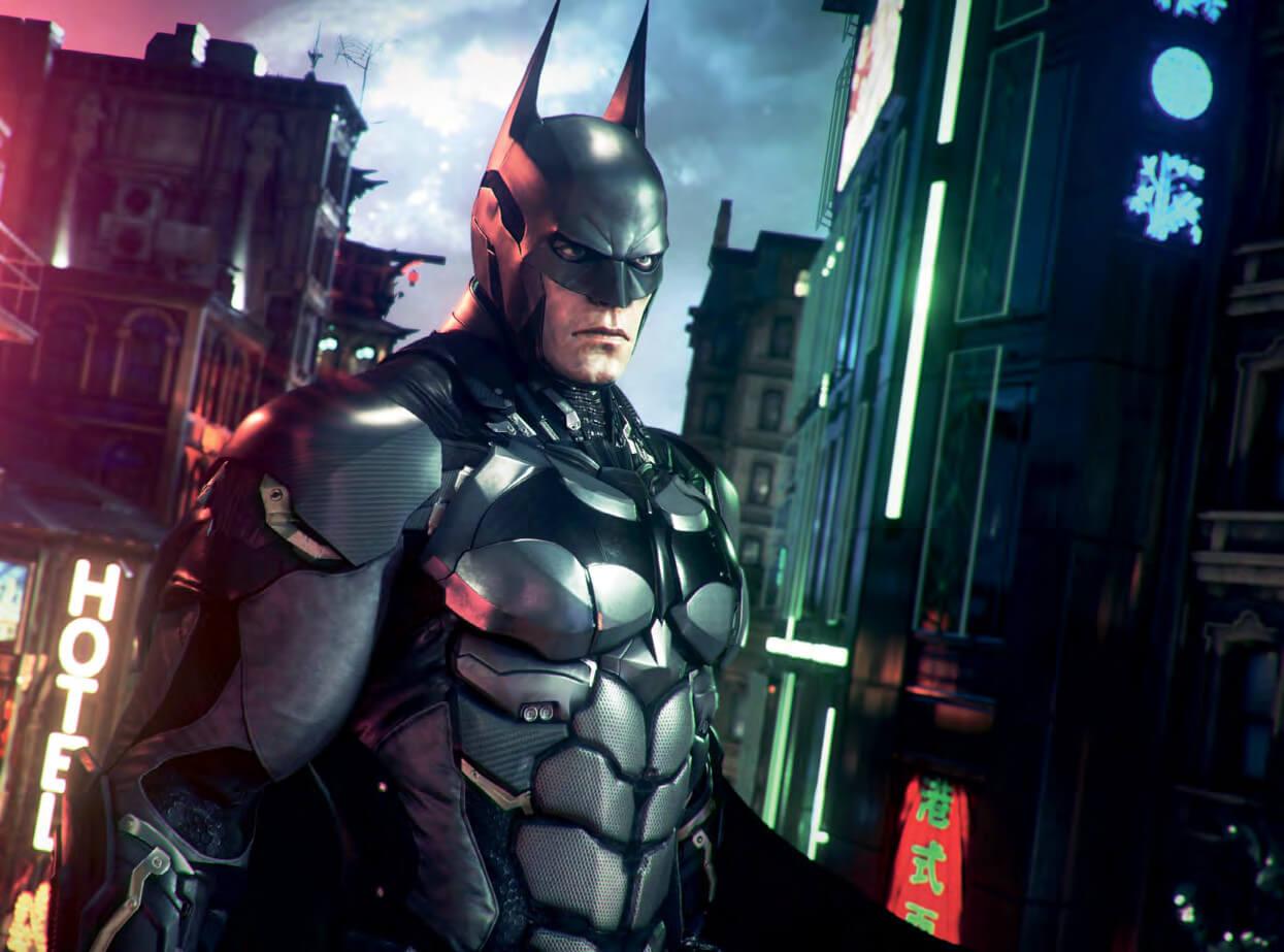 More 'Batman: Arkham Knight' Story, Batsuit & Oracle Details