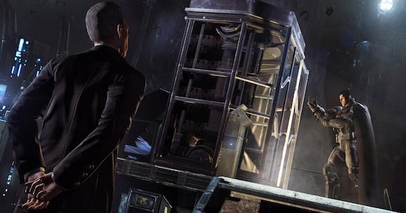 'Batman: Arkham Origins' Screenshots: Mad Hatter, Alfred, & The Batcave; 'Epic' Reveal Teased