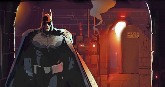 'Batman: Arkham Origins Blackgate': The Dark Knight Meets 'Metroidvania'