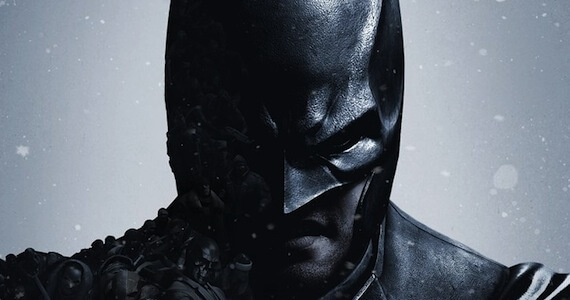 Batman Arkham Origins Box Art Retail