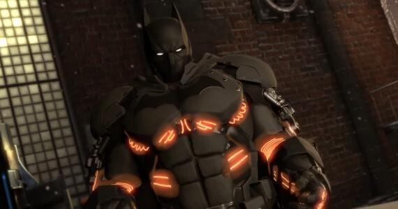 Batman: Arkham Origins (Cold, Cold Heart)
