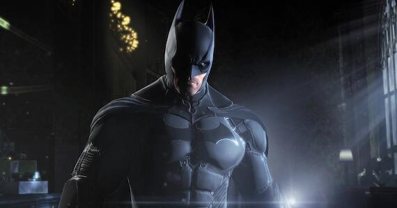 Batman Arkham Origins Film Noir Look
